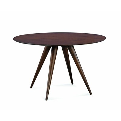 Cully Dining Table Base Color: Shadow, Size: 60 W x  60 L
