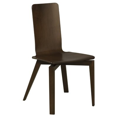 Barkingside Plyshell Maple Upholstered Dining Chair