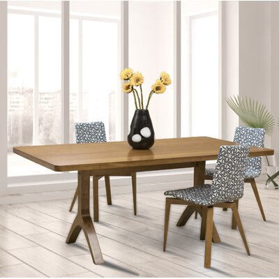 Burnished Hudson Extendable Dining Table