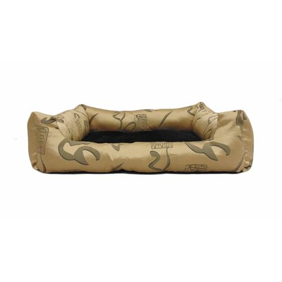 Feng Shui Plush Dog Bolster