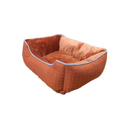 Quilted Dog Bolster