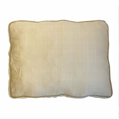 Eco Friendly Extra Soft Jute Cuddler Dog Pillow