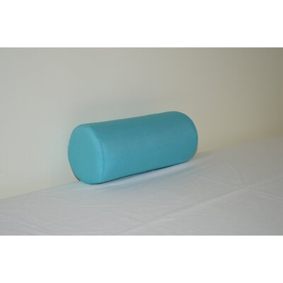 Fruitland Sundown Agora Indoor/Outdoor Chair Bolster Color: Aqua