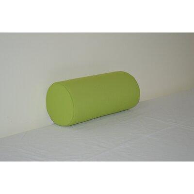 Fruitland Sundown Agora Indoor/Outdoor Chair Bolster Color: Lime Green
