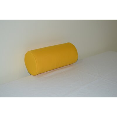 Fruitland Sundown Agora Indoor/Outdoor Chair Bolster Color: Yellow