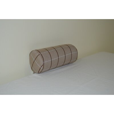 Marcucci Sundown Agora Indoor/Outdoor Bolster Color: Cottage Tan