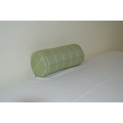 Marcucci Sundown Agora Indoor/Outdoor Bolster Color: Cottage Green