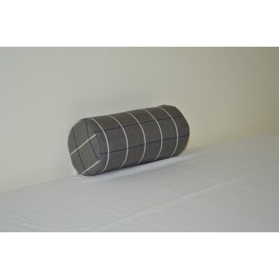 Marcucci Sundown Agora Indoor/Outdoor Bolster Color: Cottage Gray