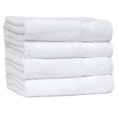 Cressex Absorb Cotton Bath Towel Color: White