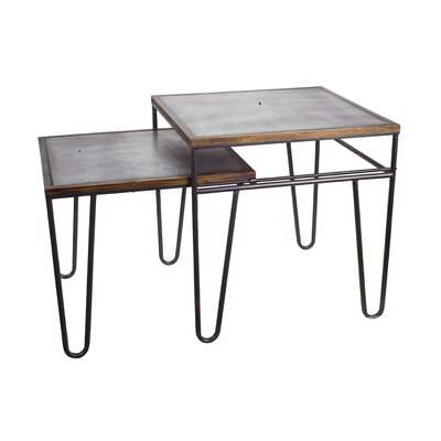 Harpe Accent Nesting Table