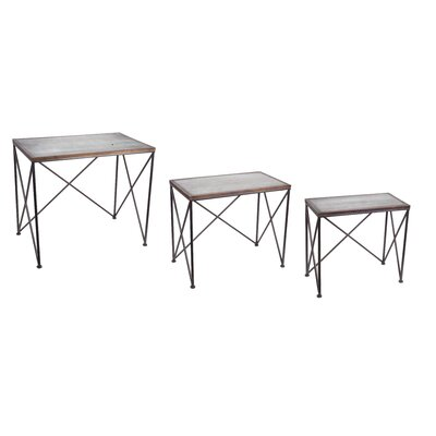 Griffin Accent Nesting Table