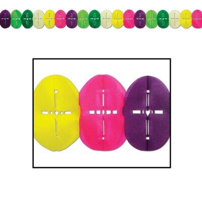 Fleeman Easter Egg Garland (Set of 12) 1D55E14F522A4D2B906E608067CBCA09