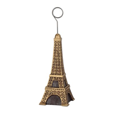 Fullilove Eiffel Tower Photo Holder Picture Frame (Set of 6) 232F1912FF2241C0B0B22C136EA597D5