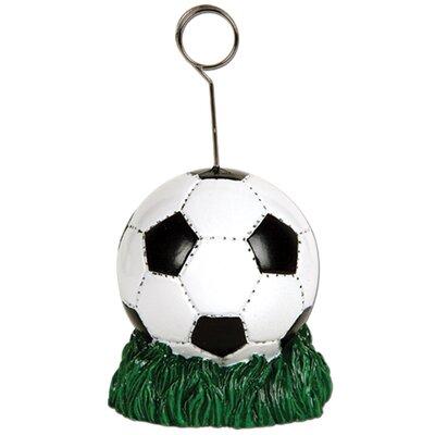Maranto Soccer Ball Photo Holder Picture Frame (Set of 6) D2B7E55DCFBA472FA0D370CE54B6EF69