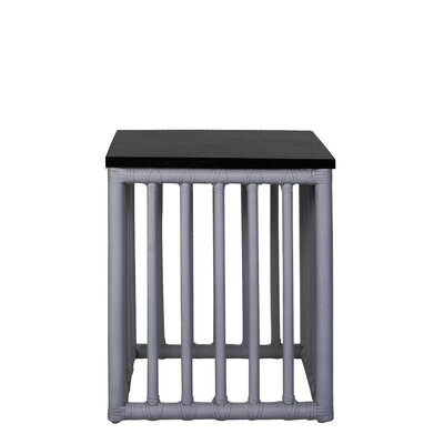 Koster End Table Color: Light Gray