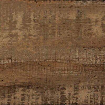 Blu Country 8 x 48 Porcelain Field Tile in Brown