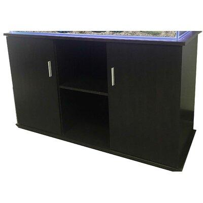 Modern KD Aquarium Stand Size: 28.5 H x 49 W x 13 D
