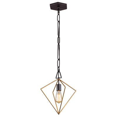Metropolis 1-Light Mini Pendant