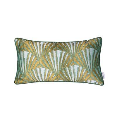 Deco Fan Lumbar Pillow