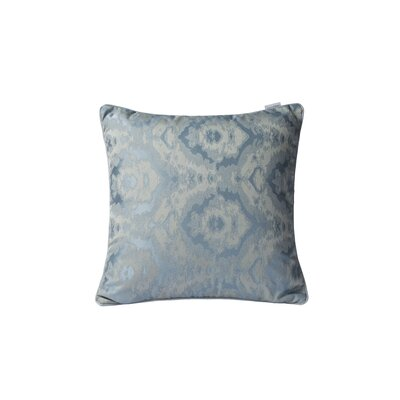 Neutral Regency Square Throw Pillow