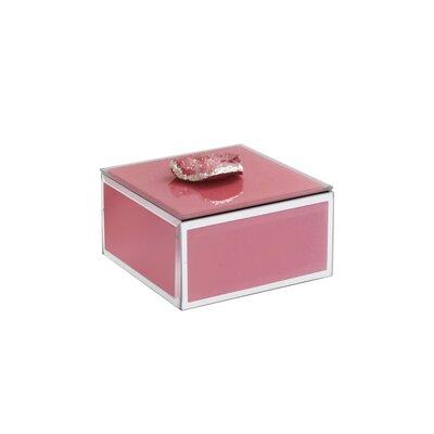 Jewelry Box with Agate 314D50E89EF94E7C9B2C6BA89F279F35