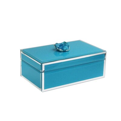 Jewelry Box with Agate 9B70BE65555C41B9B64556254ABAB227