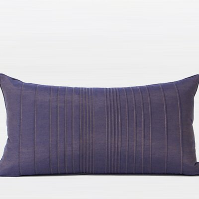 Murley Striped Textured Pillow Product Type: Lumbar Pillow, Fill Material: Polyester/Polyfill