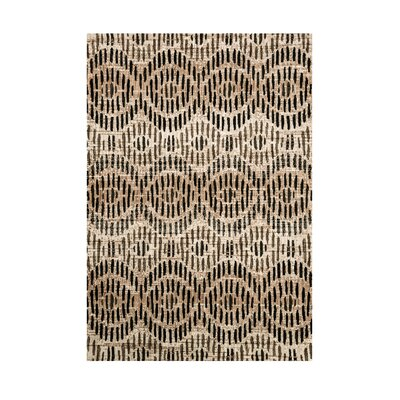 Gartman Brown/Beige Area Rug