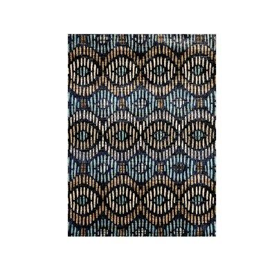 Gartman Blue/Beige Area Rug