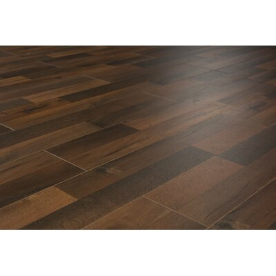Elegant 12 x 48 x 8mm Oak Laminate Flooring in Guilin Scenery