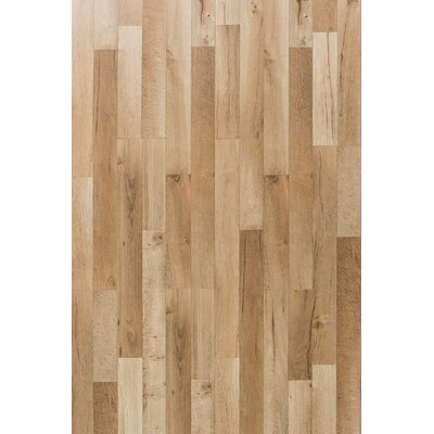 Elegant 8 x 48 x 12mm Oak Laminate Flooring in West Lake Tea
