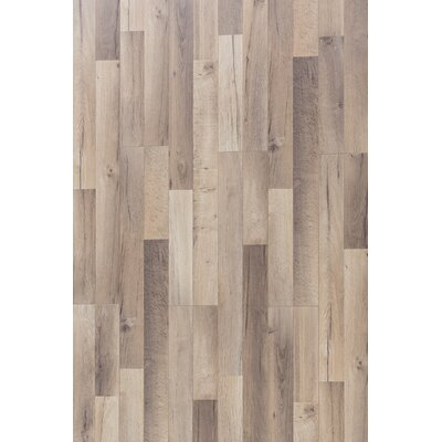 Elegant 8 x 48 x 12mm Oak Laminate Flooring in Summer Palace