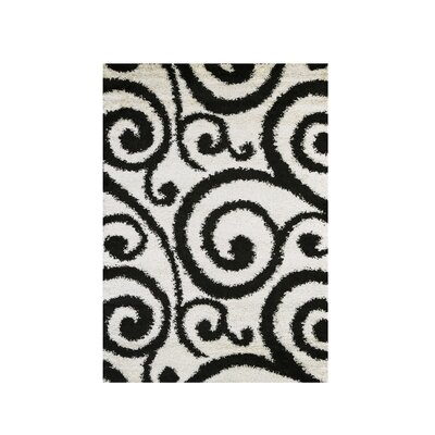 Chapa Black/White Area Rug