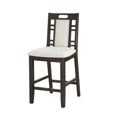 Park Avenue Wooden Armless 24 Bar Stool