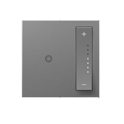 SofTap Wall Mounted Dimmer Finish: Magnesium