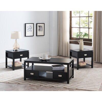 Groce 3 Piece Coffee Table Set 69091ABA31C3487581A1447BB20BFCE1
