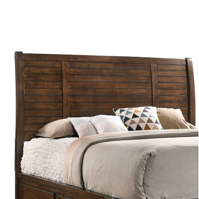 Hulse Panel Headboard Size: King