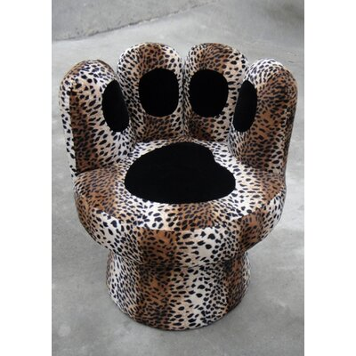 Hovis Paw Swivel Lounge Chair