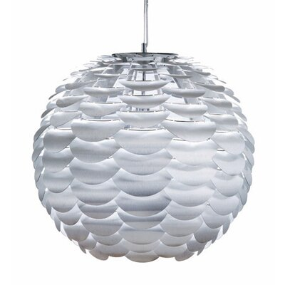 Harner 1-Light Globe Pendant