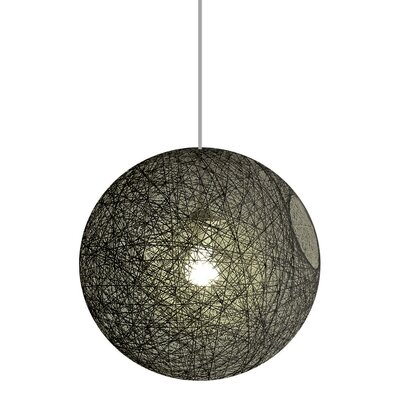 Gaeta 1-Light Globe Pendant