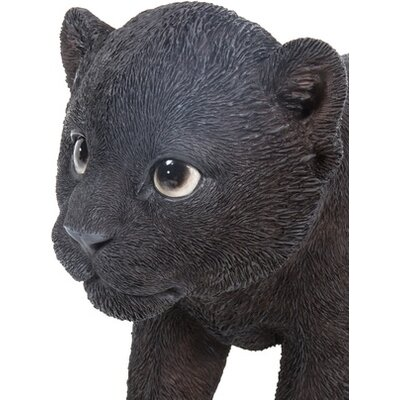 Pelton Panther Cub Statue 74B738C2F96546BB886F51AFAC25E7C1