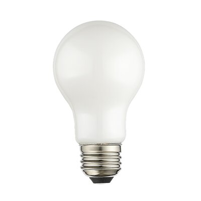 8W Equivalent E26 LED Standard Light Bulb (Set of 10)