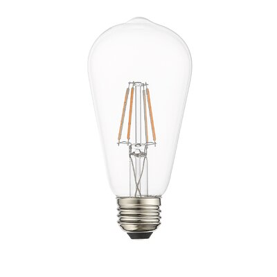 4W Equivalent E12 LED Candle Edison Light Bulb (Set of 10)
