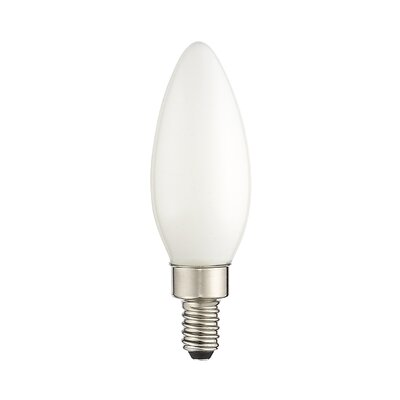 4W Equivalent E12 LED Candle Light Bulb (Set of 10)