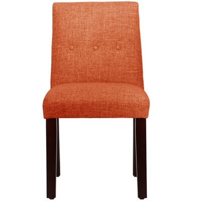 Cieslak Tapered Upholstered Dining Chair Color: Zuma Atomic