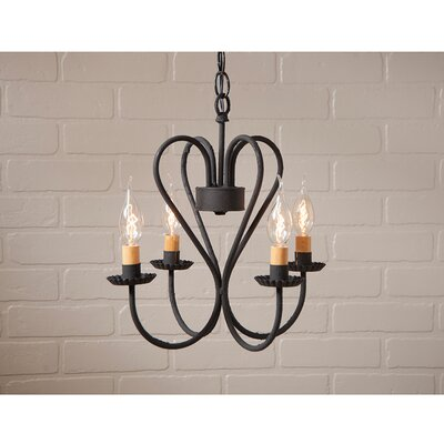 Wedgewood 4-Light Candle-Style Chandelier