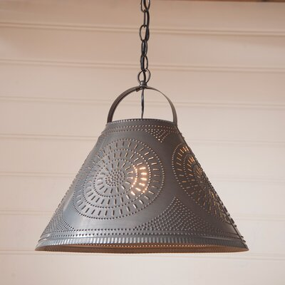West End Chisel 1-Light Inverted Pendant