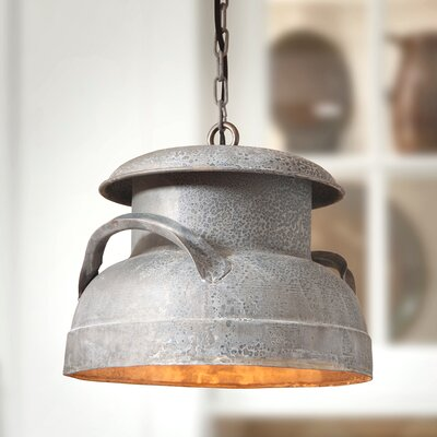 Vianden 1-Light Inverted Pendant