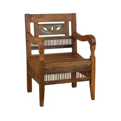 Gessner Leaf Armchair