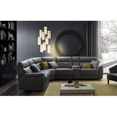 Windrim Reversible Modular Sectional